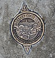 San-Francisco Barbary Coast Trail plaque in 2016.jpg
