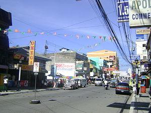 Calapan - Image: San Vicente Central Calapan City
