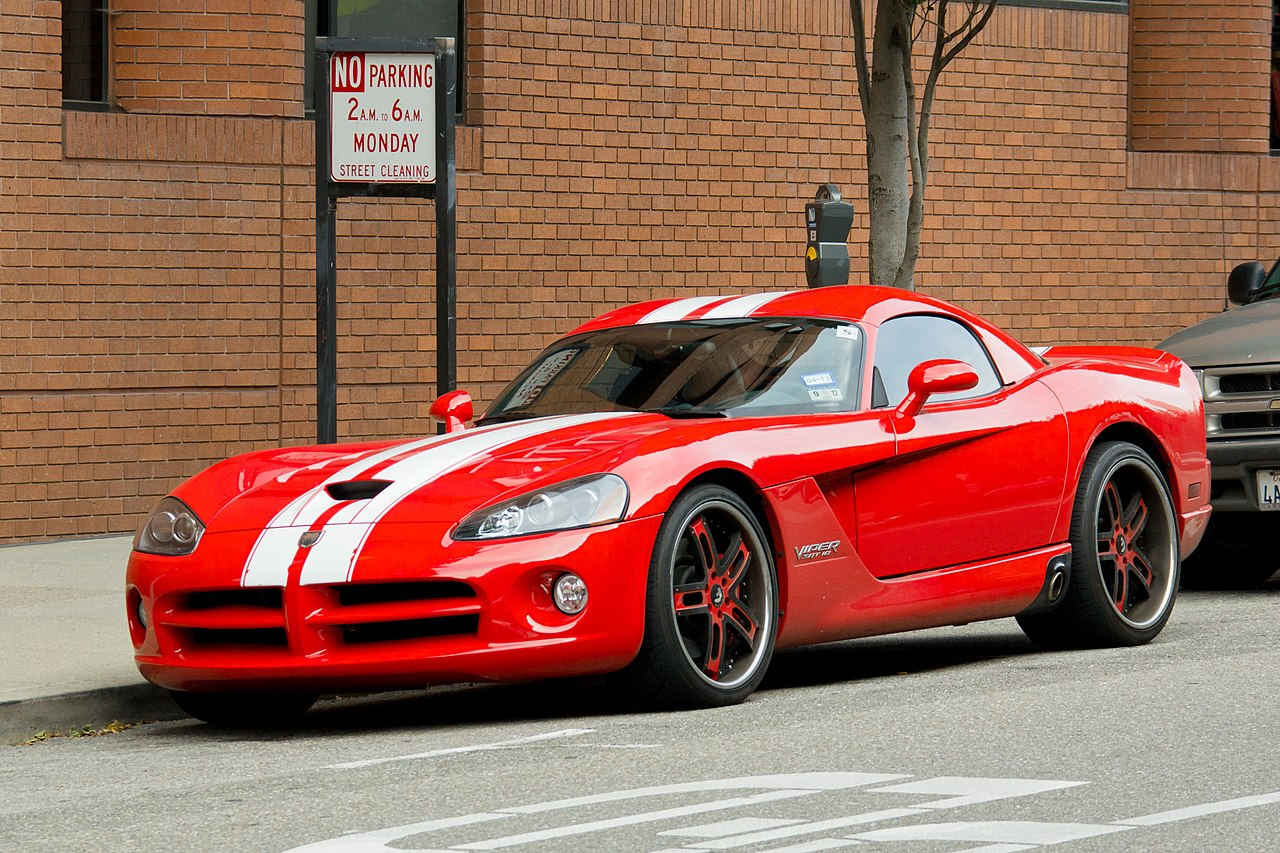 Dodge Vipers For Sale >> File:San Francisco, Dodge Viper SRT-10.jpg - Wikimedia Commons