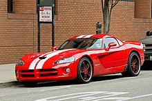 2017 Dodge Viper - Hand Crafted Sports Car