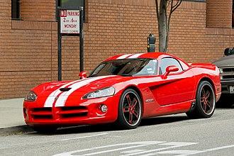 Dodge Viper - Dodge Viper SRT-10