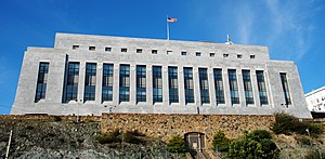 San Francisco Mint - The new San Francisco Mint building, built in 1937 (2007)