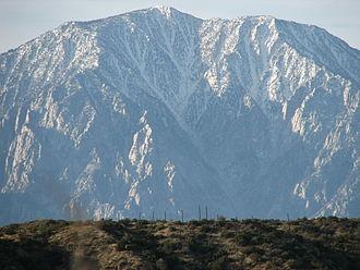 San Jacinto Peak - Image: San Jacinto Peak 0675