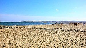Sandbanks - Sandbanks beach