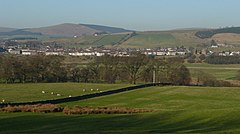 Sanquhar gezien vanuit het zuiden - geograph.org.uk - 686805.jpg