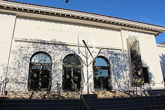 Santa Barbara Museum of Art - Image: Santa Barbara Museum of Art exterior