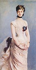 Portrait of Madame Paul Poirson