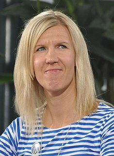 Sari Multala Finnish yacht racer