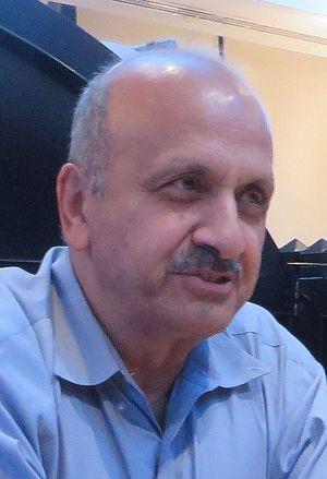 Sartaj Sahni - Prof. Sartaj Sahni in 2015.