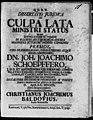 Schöpfer, Johann Joachim – De culpa lata ministri status, 1709 – BEIC 13851310.jpg