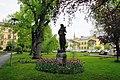 Schillerpark Freizeitanlage in Villach, Peraustrasse, Hausergasse, Kärnten.jpg