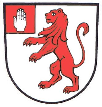 Schlier - Image: Schlier Wappen
