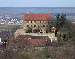 Castle of Magenheim near Cleebronn, Germany