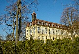 Bruckberg, Middle Franconia Place in Bavaria, Germany