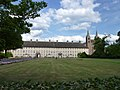 Schloss Corvey mit Kirche St. Stephanus und Vitus.jpg