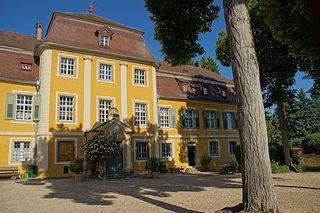 Schloss Höfling Castle in Regensburg, Germany