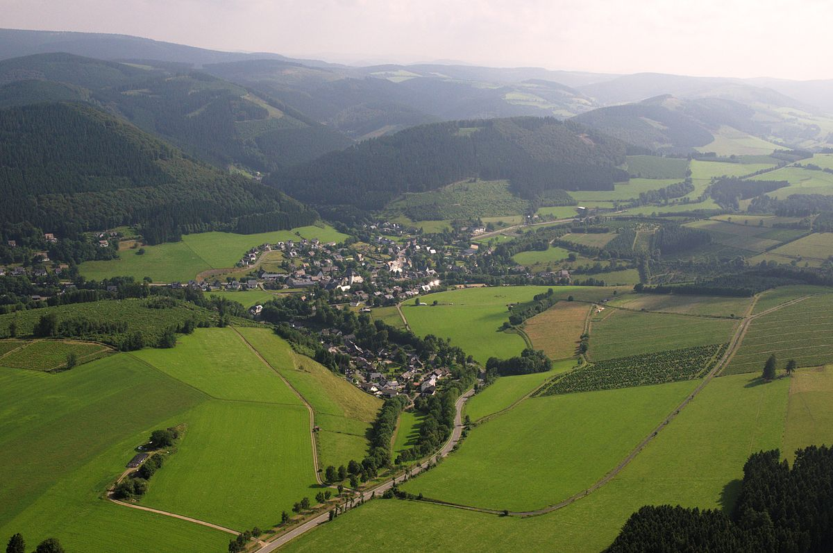 Used Town And Country >> Oberkirchen (Schmallenberg) - Wikipedia
