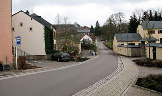 Schrondweiler - A street
