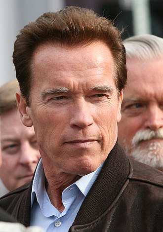 Jingle All the Way - Image: Schwarzenegger Jan 2010