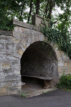 Judith of Schweinfurt - Judith's Shoe, Schweinfurt