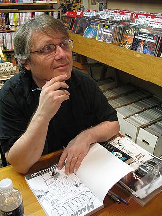 The Sculptor (comics) - Scott McCloud spent five years developing The Sculptor.