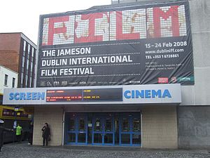 Audi Dublin International Film Festival - Screen Cinema decorated for the 2008 JDIFF