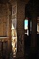 Sculptured pillars inside Jain temple, Chittorgarh Fort 01.jpg