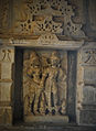 Sculptures inside Jain temple,Chittorgarh Fort 01.jpg