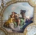 Scuola Grande dei Carmini (Venice) - Sala capitolare - Coraggio e giustizia - Giambattista Tiepolo.jpg