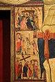 Scuola pisana, crocifisso triumphans con scene della passione, 1230-40 ca. 04.jpg