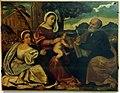 Scuola veneta, madonna del pontoro, XVI-XVII sec. 01.jpg
