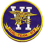 Seal Team Six old insignia