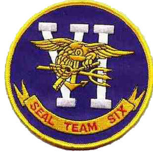 SEAL Team Six - SEAL Team Six Patch