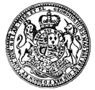 Province of New York - Image: Seal of ny 1767