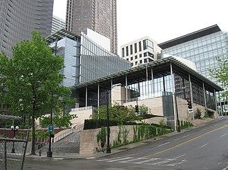 Seattle City Hall - Image: Seattle City Hall 003