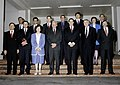 Second Keating Cabinet 1994.jpg
