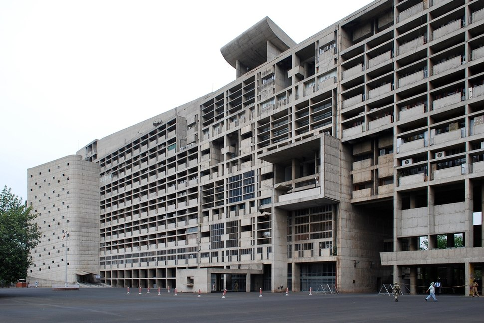Secretariat Chandigarh