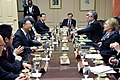 Secretary Clinton Holds a Bilateral Meeting With Chinese Foreign Minister Yang (5327760927).jpg