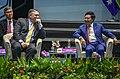 Secretary Michael R. Pompeo speaks with Vietnamese FM Phạm Bình Minh (43788738112).jpg