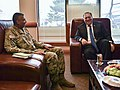 Secretary Pompeo Meets With Commander General Brooks in Osan (42725094192).jpg