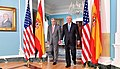 Secretary Tillerson and Spanish Foreign Minister Dastis Prepare to Address Reporters Before Their Meeting in Washington (35481082041).jpg