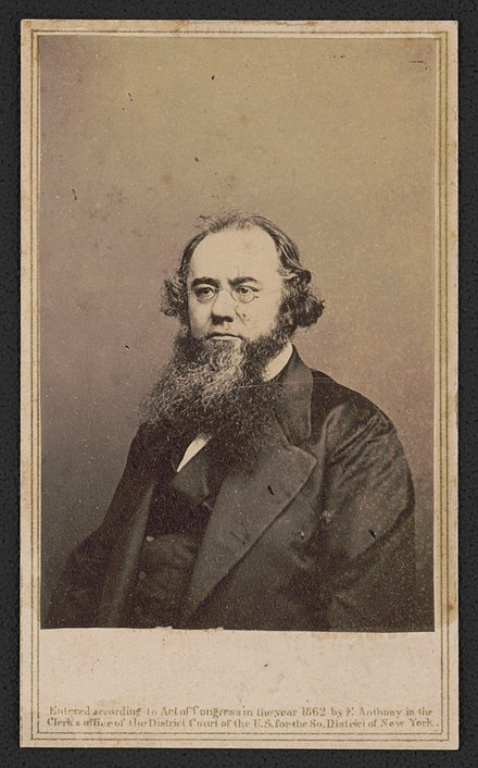 Secretary of War Edwin Stanton, 1862. From the Liljenquist Family Collection of Civil War Photographs, Prints and Photographs Division, Library of Congress Secretary of War Edwin Stanton LCCN2017659637.jpg