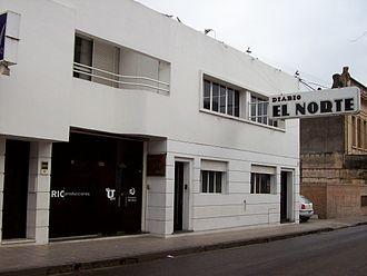 San Nicolás de los Arroyos - El Norte, the local news daily