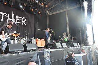 Seether South African hard rock band