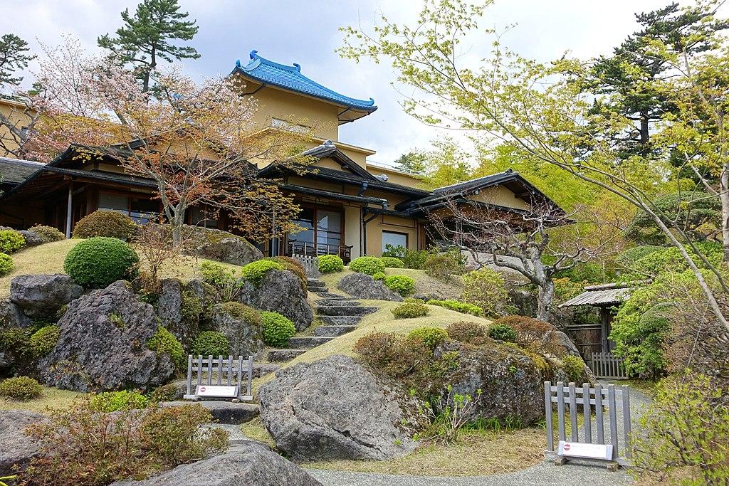 Sekirakuen Garden - Hakone, Kanagawa, Japan - DSC08044