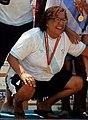 Selección galega feminina fútbol praia 2, Praza Pública, 2013 (cropped).jpg