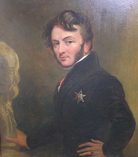 image of Sir George Hayter from wikipedia