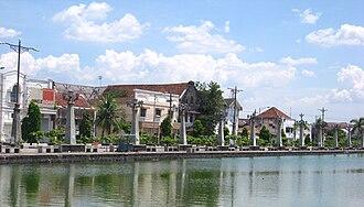 Semarang - Semarang Old Town.