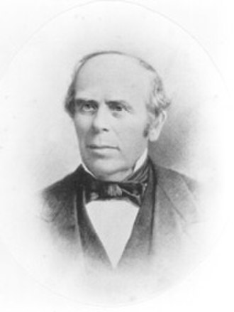 Rhode Island's 1st congressional district - Image: Senator William Paine Sheffield