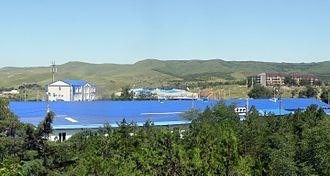 Sunzhensky District, Chechnya - Resort in Sernovodskoye, Suzhensky District